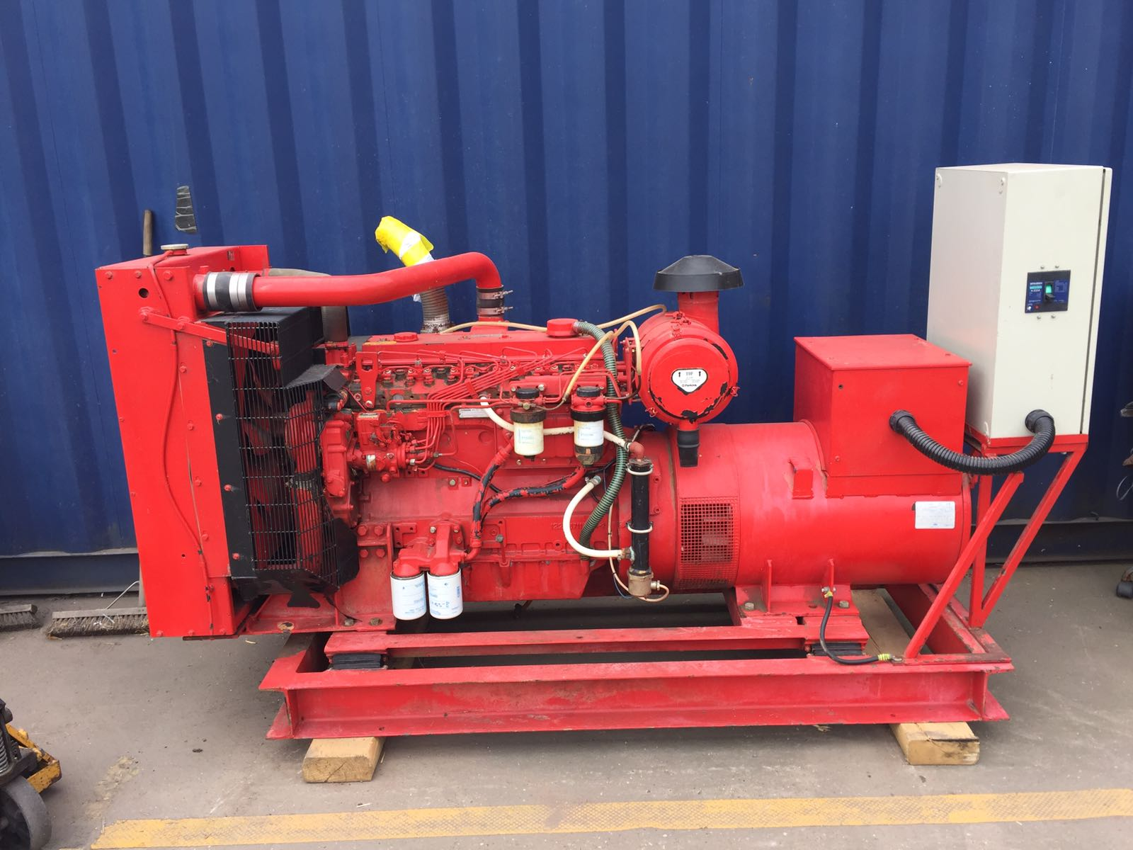 Perkins - 165kva Diesel Generator